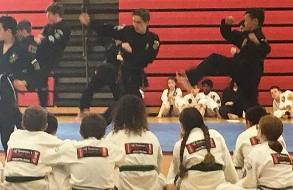 Jeff Speakman's Kenpo 5 0 Auckland | Kids And Adults Karate - Jeff